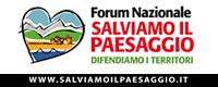 Forum nazionale salviamo il paesaggio. difendiamo il territorio
