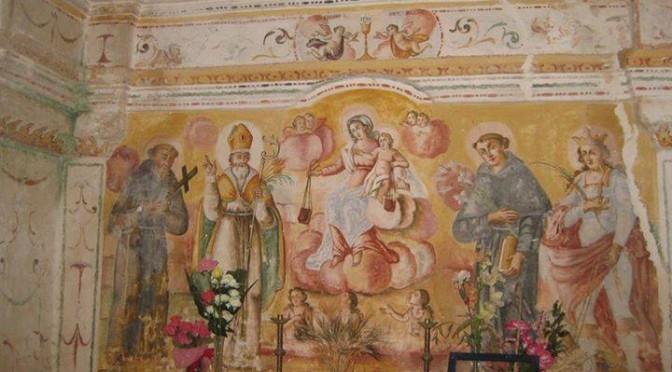Incontro: Gli affreschi di Masseria Fanelli a Massafra
